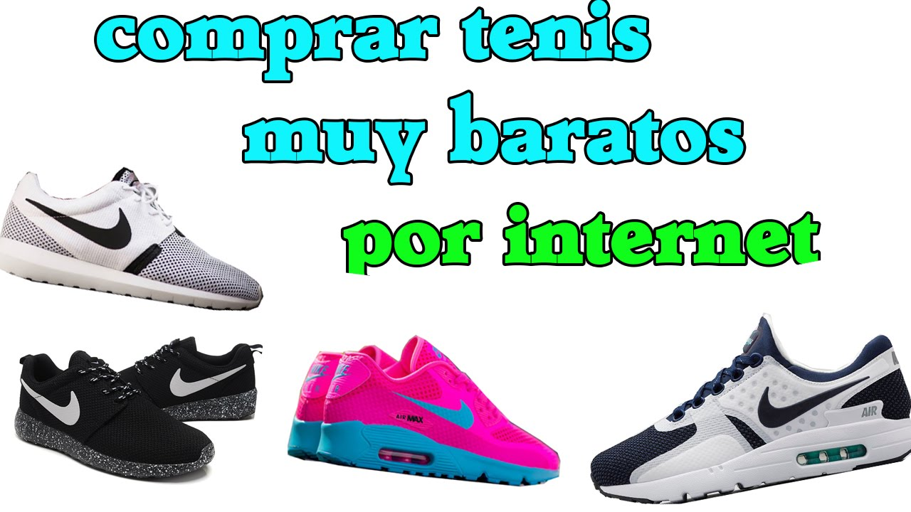 check out 367bf b19f2 comprar zapatillas tenis zapatos nike adidas jordan reebok muy baratos por  internet - YouTube