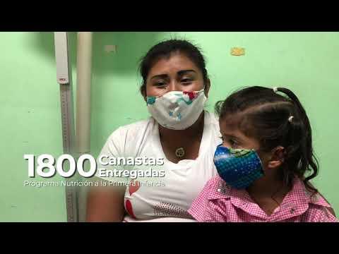 TalenPro Challenge Fundación Puertas Abiertas Entregas de Bolsas de Alimentos