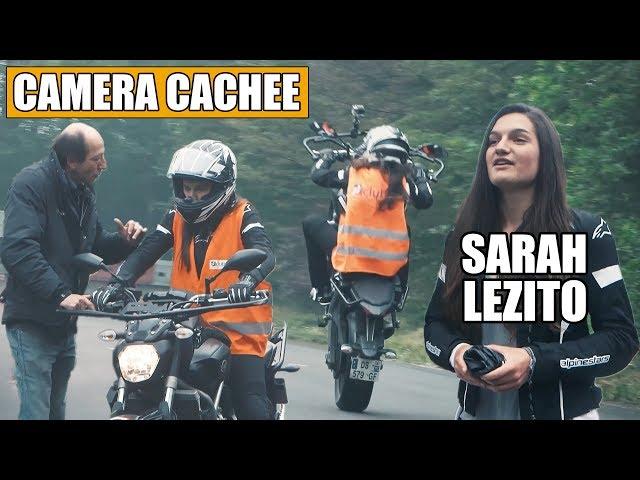 PRANK : on piège une AUTO-ECOLE avec la championne de stunt SARAH LEZITO !