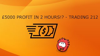 £5000 IN 2 HOURS!? - Trading 212 Forex Trading #8