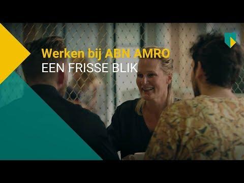 Werken bij ABN AMRO - Een frisse blik