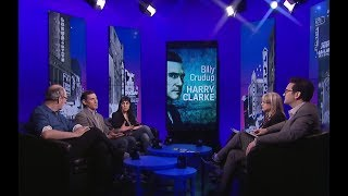 """""""Harry Clarke"""" with Billy Crudup, David Cale & Leigh Silverman"""
