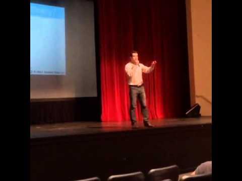 Queen Creek High School Speech -  Goal Development