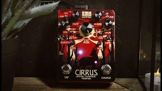 KMA Audio Machines Cirrus Spatial-Temporal Modifier Demo