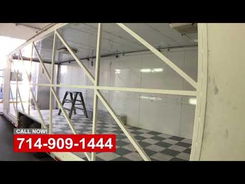 Custom Trailer Remodel & Repair Service Shop OC