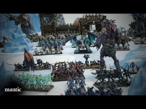 Kings of War Mega Battle
