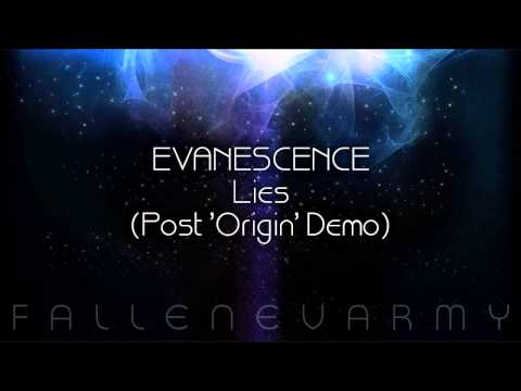 Evanescence - Lies (Post 'Origin' Demo)