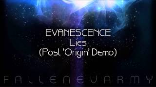 Evanescence - Lies (Post