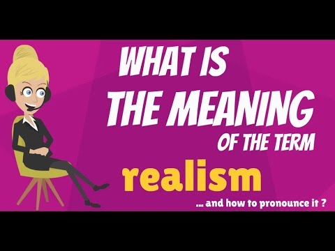 realism in education definition