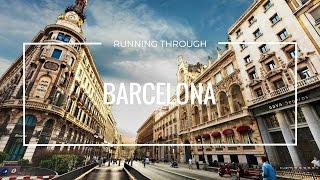 Running Through: Barcelona | DJI Osmo Mobile