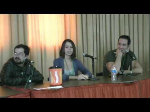 San Japan 2009 Video Game Voice Acting Panel - Par...