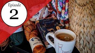 NovelTea Knitting Podcast ||| Episode 2: Cautiously Optimistic