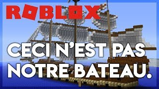 LES PIRES MARINS D'EAU DOUCE AVEC MARY ! - Roblox Build a Boat for Treasure