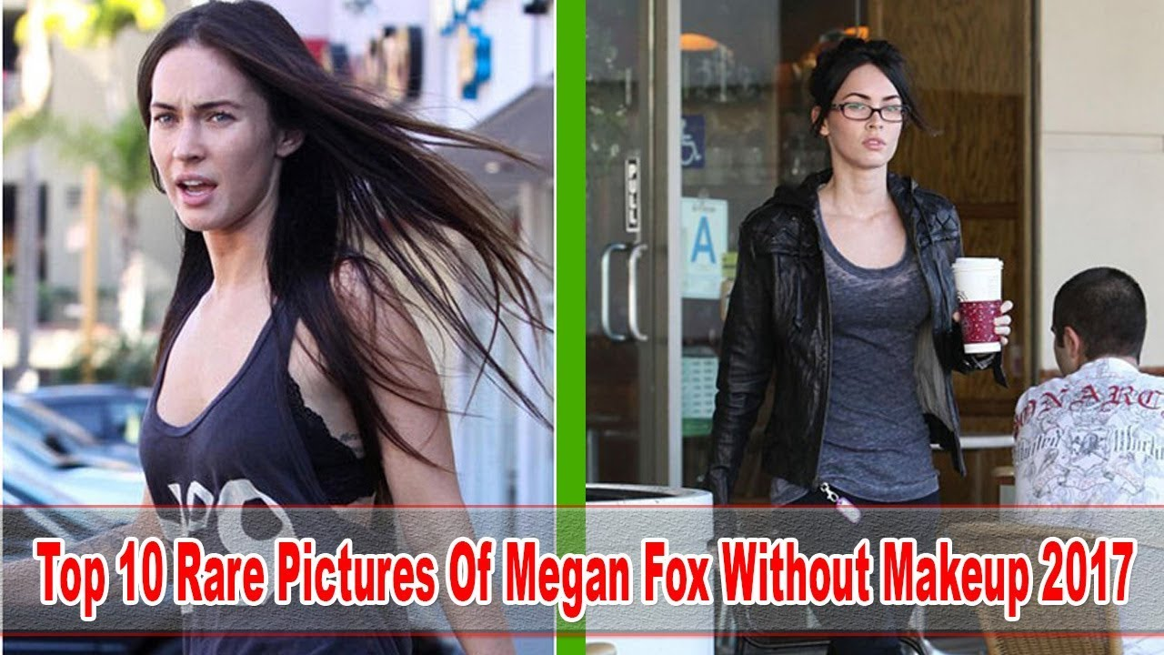 15 Rare Pictures Of Megan Fox Without Makeup forecasting