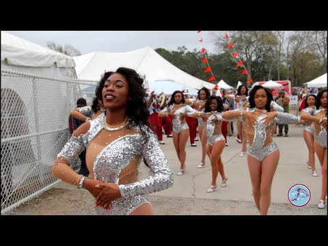 Talladega College | Marching In | Senior Bowl 2018