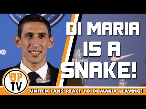 """""""Angel di Maria is a snake!"""" 
