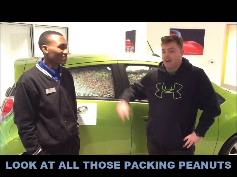 Hall Chevy Customer Video Shopping Chevrolet Dealers In