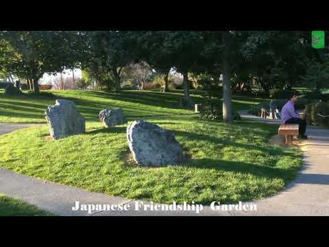 Travel to United States: Japanese Friendship  Garden  San Jose