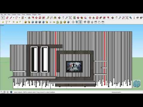 How to export Sketchup to Autocad format