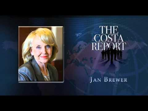 Jan Brewer - The Costa Report - April 14, 2016