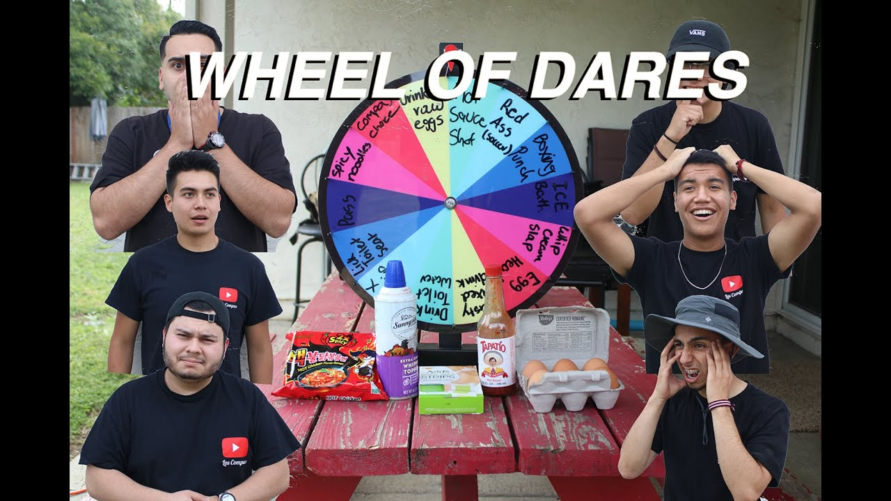 Wheel of Dares! *Gone Wrong*