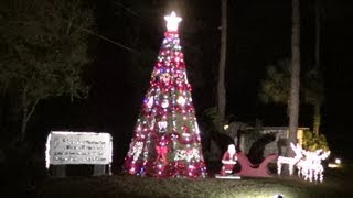 Christmas - Lights in Christmas Florida - REAL USA Ep. 23