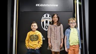 USA meets Juventus! Junior Member joy in Turin