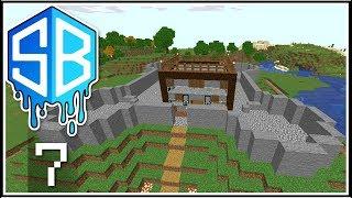 Minecraft - MOAT + DEMOLITION - Ep.7 - SOURCEBLOCK SMP ( Lets Play )