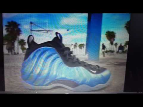 1997 Nike Air foamposite one commercial Part 2 penny hardaway