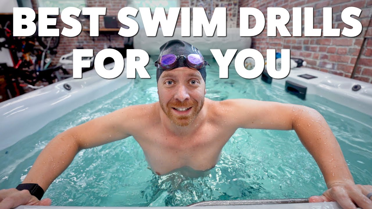 7 Easy Triathlon Swimming Drills ANYONE Can Benefit From