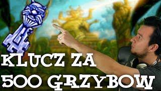 KLUCZ ZA 500 GRZYBÓW?! - SHAKES AND FIDGET #74