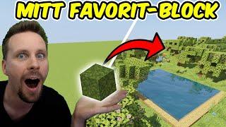MITT FAVORIT-BLOCK I MINECRAFT | SUPERFLAT Survival med softis #5
