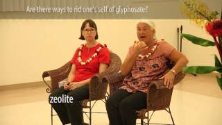 How to get rid of Glyphosate in the body