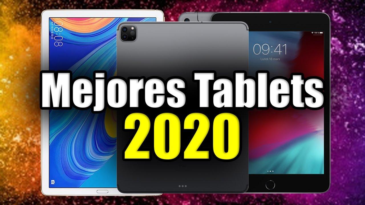 Las MEJORES Tablets del 2020 (¿Valen la Pena Comprar Tablets?)