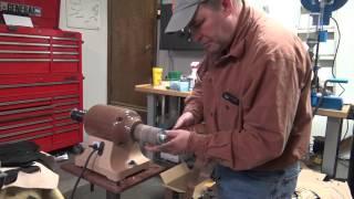 Stitch Dex holsters Making a high quality Gun Belt