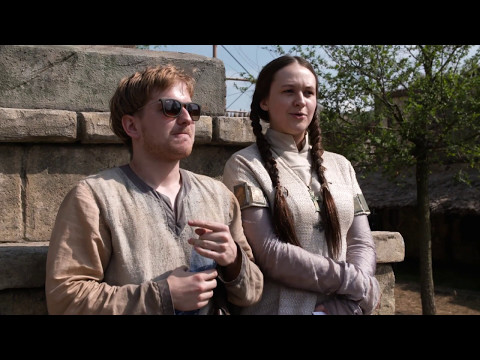 A Day In The Life Of... Harry McEntire | The Last Kingdom