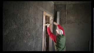 Budowa domu - ścianki działowe, tynki, montaż okien i parapetów