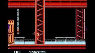 NES Longplay [091] Contra Force