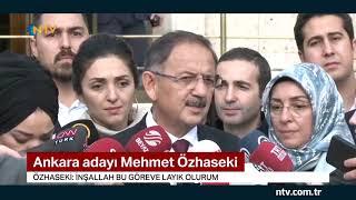 Nihat Zeybekci ve Mehmet Özhaseki'nin ilk değerledirmeleri