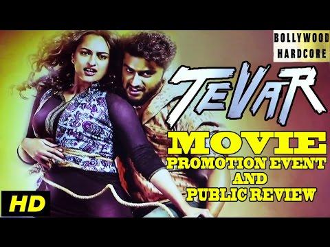 Tevar Movie | Arjun Kapoor, Sonakshi Sinha | Full Promotion Event & Public Review Video 2015