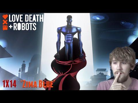Love, Death + Robots Season 1 Episode 14 - 'Zima Blue' Reaction