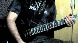 Draconian Seasons Apart Guitar Cover.