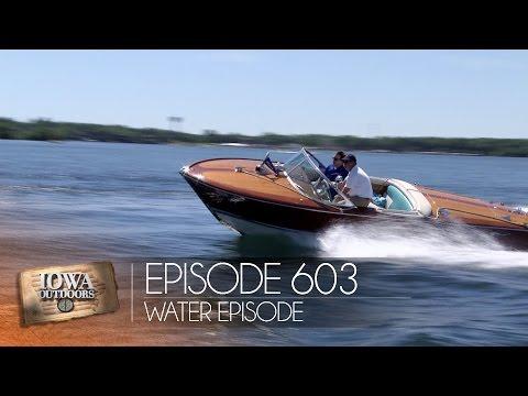 EP 603: Water | Iowa Outdoors