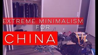 Downsizing For China   Extreme Minimalism // Laila Alieh