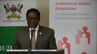 CBA11 opening speeches: John Ddumba-Ssentamu