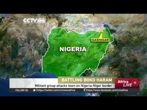 Boko Haram attacks town on Nigeria-Niger border, at least 13 soldiers wounded