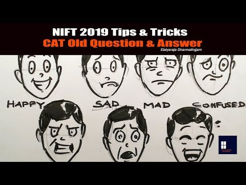 NIFT 2019 Tips & Tricks - CAT Old Question & Answer