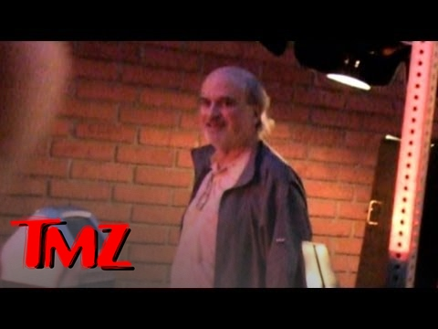 Terrence Malick  MegaDirector's RARE Public Appearance  TMZ