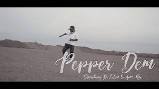 stonebwoy pepper dem video download