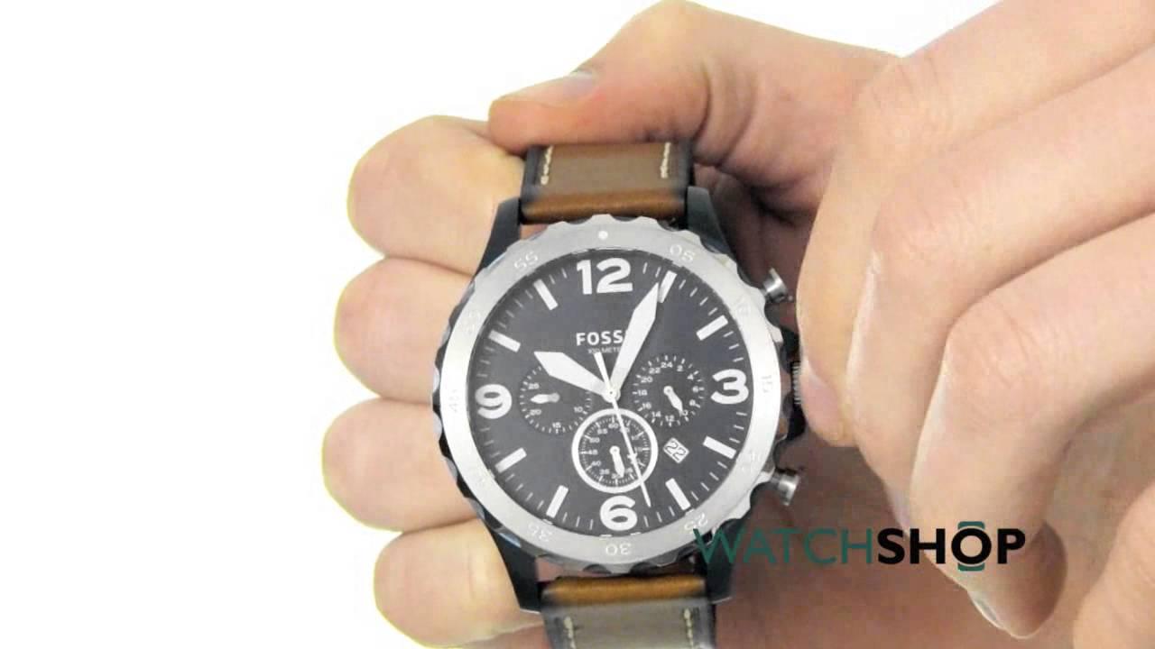 Fossil Nate Chronograph Stainless Steel Watch Jr 1353 Daftar Harga Jr1527 50mm Black Dial Two Tone Mens Jr1504